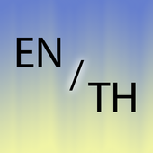 Thai English translator icon