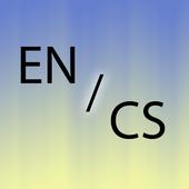 Czech English translator icon