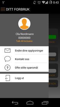 MOBITALK FORBRUK apk screenshot