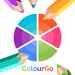 ColourGo - Coloring book APK