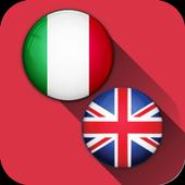 English Italian Translator icon