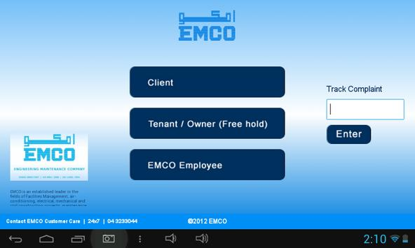 EMCO CMMS Apps poster