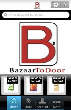 BazaarToDoor poster
