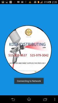 KDM Distributing apk screenshot