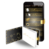 MobiCard - business card icon