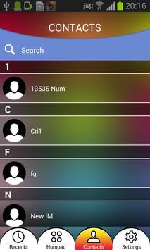 Mobicard apk screenshot