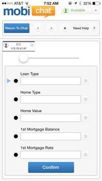MobiChat Agent App apk screenshot