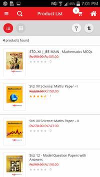 Target Publications apk screenshot