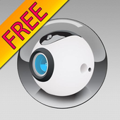 Tablet-FREE Web, IP CamViewer icon