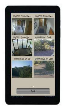 Tablet-FREE Web, IP CamViewer apk screenshot
