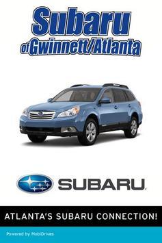 Subaru of Gwinnett poster