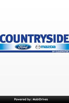 Countryside Ford & Mazda poster