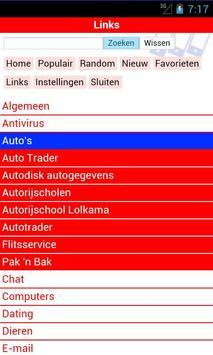 mobielstartpagina apk screenshot