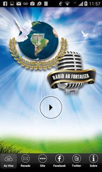 Rádio AD Fortaleza poster
