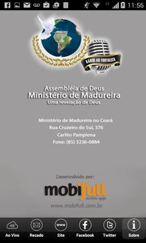 Rádio AD Fortaleza apk screenshot