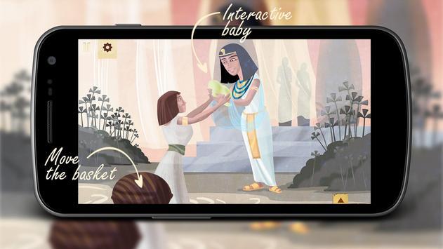 Islamic Kids Stories - Moses apk screenshot