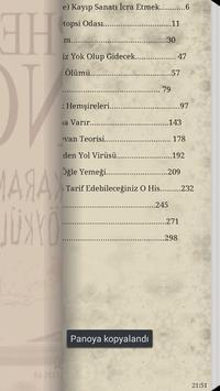 Ebook KemikTorbası StephenKing apk screenshot