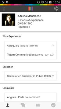 Talentsquare apk screenshot