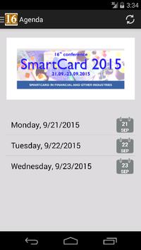 SmartCard 2015 poster