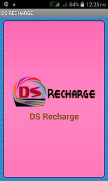 DS RECHARGE poster