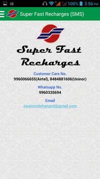 Super Fast Recharges apk screenshot