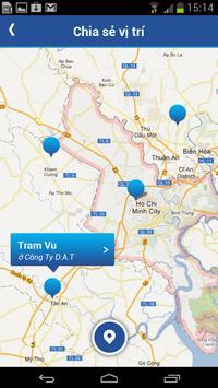 mobileCRM.vn apk screenshot