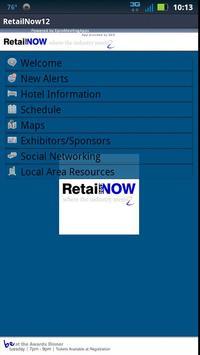 RetailNOW12 poster