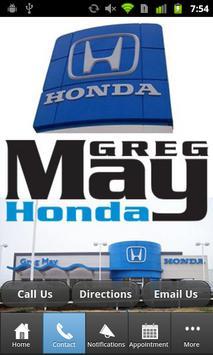 Greg May Honda apk screenshot
