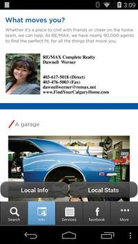Calgary Real Estate Listings poster