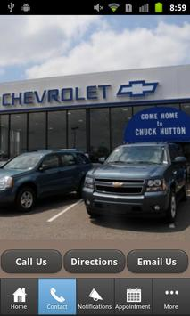 Chuck Hutton Chevrolet apk screenshot