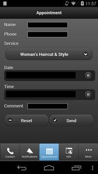 Style Points Salon apk screenshot
