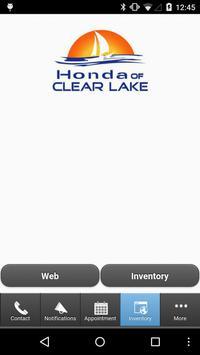 Honda of Clear Lake apk screenshot