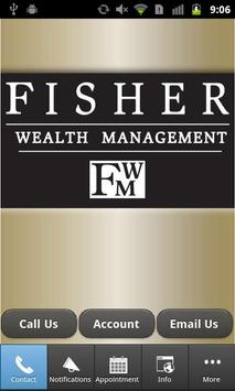 Fisher Wealth Management poster