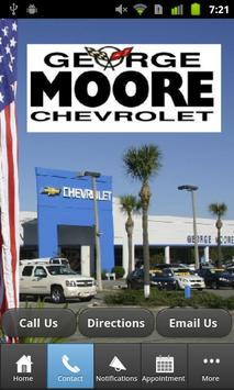 George Moore Chevrolet Jackson apk screenshot