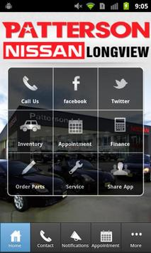Patterson Nissan poster