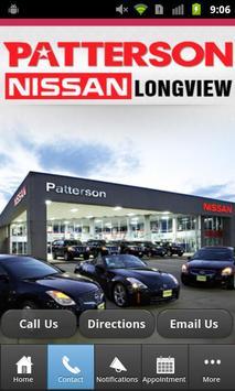 Patterson Nissan apk screenshot