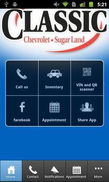 Classic Chevrolet Sugar Land poster