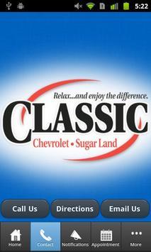 Classic Chevrolet Sugar Land apk screenshot