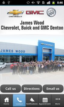 James Wood Autopark Denton apk screenshot
