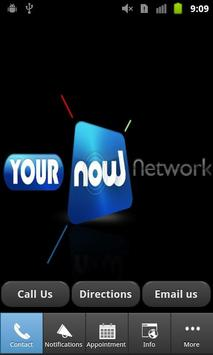Your Now Network poster