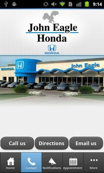 John Eagle Honda of Dallas apk screenshot