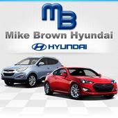 Mike Brown Hyundai icon