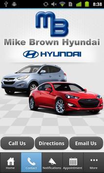 Mike Brown Hyundai apk screenshot