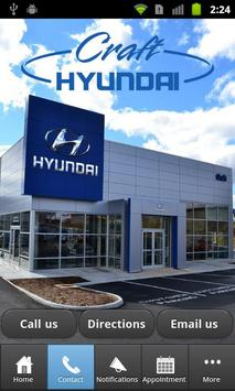 Craft Hyundai apk screenshot