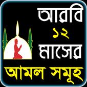 দোয়ার ফজিলত ~ আমলের বই বাংলা icon