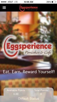 Eggsperience poster
