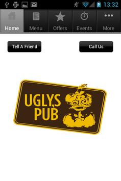 Ugly's Pub poster