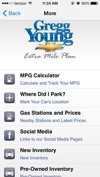 Gregg Young Extra Mile Plan apk screenshot