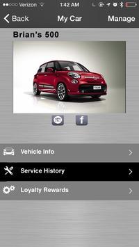 Fiat of McKinney apk screenshot