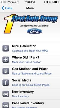 First Auto Group apk screenshot